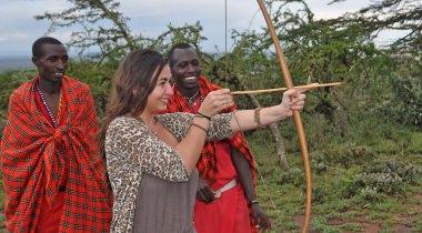 Savanne, safari en Zanzibar