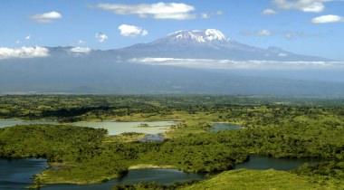 Wandelen naar de top van de Kilimanjaro