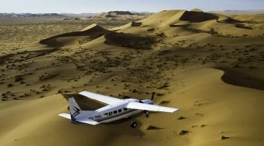 Namibië Fly in Safari