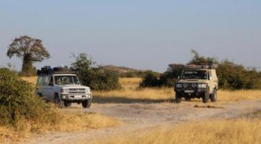 Namibië en Botswana Safari