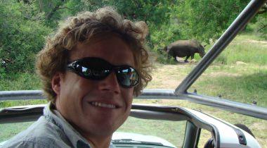 Op safari dwars door Zuid-Afrika