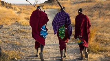 Kenia - Familiereis