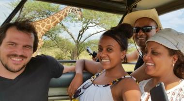 Tanzania - budget reis