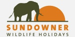 Sundowner Wildlife Holidays logo