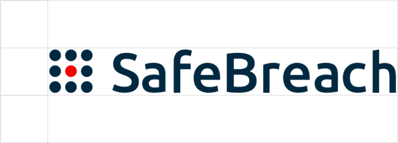 logo safe area