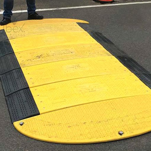 Road Plate Laid