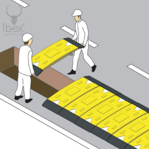 Road Plate Install