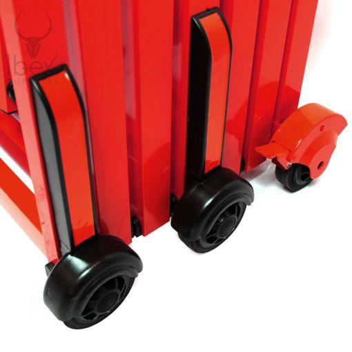 Turtle Gate Wheels RED