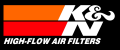 K and N - AIR FILTERS,PERFORMANCE AIR FILTERS