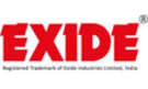 Brand logo of EXIDE