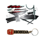 Buy COMPLETE STICKER KIT CBZ EXTREME NM WITH KEY CHAIN ZADON on  % discount