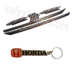 Buy COMPLETE STICKER KIT CBZ WITH KEY CHAIN ZADON on  % discount