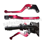 Buy ADJUSTABLE LEVER SET FOR MOTORCYCLE ZOOM on 15.00 % discount