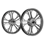 Buy ALLOY WHEEL SET FOR RE ELECTRA PRINTING 1 YMODEL HARLEY KINGWAY on  % discount