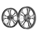 Buy ALLOY WHEEL SET FOR RE CLASSIC PRINTING 2 YMODEL HARLEY KINGWAY on  % discount