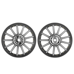 Buy ALLOY WHEEL SET FOR RE STANDARD BLACK 13SPOKES HARLEY TYPE 2 CNC KINGWAY on  % discount