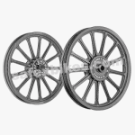 Buy ALLOY WHEEL SET FOR RE ELECTRA PRINTING 2 13SPOKES HARLEY KINGWAY on  % discount