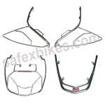 Buy ALL ROUND GUARD SET NORMAL QUALITY (STEEL) JUPITER ZADON on  % discount