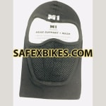Buy FACE MASK FOR RIDERS (BLACK) ZADON on 15.00 % discount