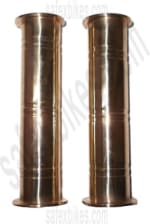 Buy HANDLE GRIP BRASS D2 ROYAL ENFIELD BULLET ZADON on 15.00 % discount