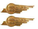 Buy BRASS MULTI PURPOSE EMBLEM BULLET350 CC DESIGN FOR ROYAL ENFIELD BULLET ZADON on  % discount