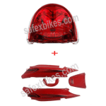 Buy TAIL PANEL GLAMOUR WITH TAIL LIGHT ASSY GLAMOUR ZADON on 15.00 % discount
