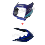 Buy TAIL PANEL WITH FRONT FAIRING RXZ ZADON on  % discount