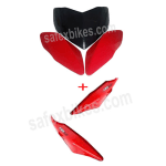 Buy FAIRING FRONT WITH TAIL PANEL PULSAR ZADON on  % discount
