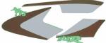 Buy COMPLETE STICKER KIT STAR DLX ZADON on  % discount