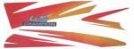 Buy COMPLETE STICKER KIT KB 4S CHAMPION NM ZADON on  % discount