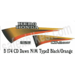 Buy COMPLETE STICKER KIT CD DAWN N/M ZADON on 15.00 % discount