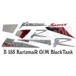 Buy COMPLETE STICKER KIT KARIZMA R OM ZADON on  % discount