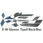 Buy COMPLETE STICKER KIT GLAMOUR TYPE3 ZADON on  % discount