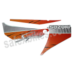 Buy COMPLETE STICKER KIT SAMURAI O/M ZADON on 15.00 % discount