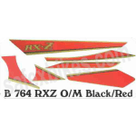 Buy COMPLETE STICKER KIT RXZ OM ZADON on  % discount