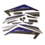Buy COMPLETE STICKER KIT R15 V2.0 SPECIAL EDITION ZADON on  % discount