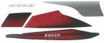 Buy COMPLETE STICKER KIT PULSAR180 CC UG 4,UG 5 ZADON on  % discount