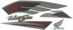 Buy COMPLETE STICKER KIT HONDA UNICORN N/M ZADON on  % discount