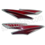 Buy STICKER SET FAIRING PASSION PLUS on  % discount