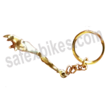 Buy BRASS KEY CHAIN ROYAL ENFIELD D7 ZADON on  % discount