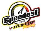 Buy SPEEDEST DUNLOP RACING BRANDING STICKER 5 INCHES x 4 INCHES ZADON on  % discount