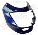 Buy FRONT FAIRING (VISOR) CT100 WITH OET GLASS ZADON on  % discount