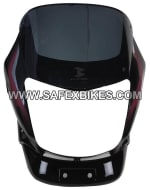 Buy FRONT FAIRING PLATINA OE WITHOUT GLASS on  % discount