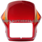 Buy FRONT FAIRING (VISOR) SPLENDOR PRO UB ZADON on  % discount