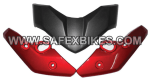 Buy FRONT FAIRING (VISOR) FZ SET OF 3 ZADON on  % discount
