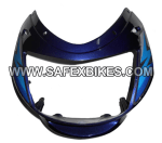 Buy FRONT FAIRING (VISOR) CALIBER 115 UB WITH OET GLASS ZADON on  % discount