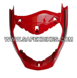 Buy FRONT FAIRING (VISOR) PASSION XPRO ZADON on 15.00 % discount