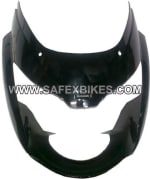 Buy FRONT FAIRING (VISOR) PULSAR DTSI UB WITH OET GLASS ZADON on  % discount