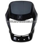 Buy FRONT FAIRING (VISOR) PLATINA UB WITH OET GLASS ZADON on  % discount