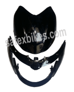 Buy FRONT FAIRING (VISOR) XCD ZADON on 15.00 % discount